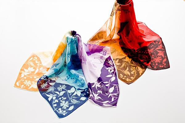"Japanese Culture Dyeing Workshop: ""Yamanosachi Dyeing"" [Scarf]"