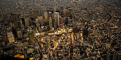 Experience the night view of Tokyo by helicopter! 18-minute Tokyo Night Cruise, the cheapest in Tokyo