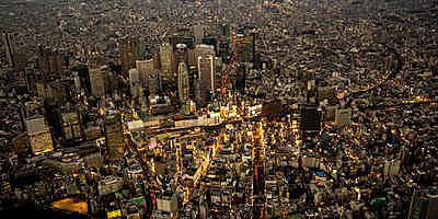乘搭直升機欣賞東京夜景!東京都內最優惠的18分鐘夜間遊覽