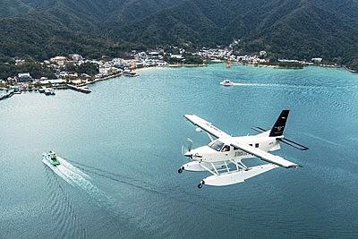 Setouchi Discovery Flight / Tomonoura・Fukuyama History Exploration Flight