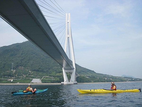 島波海道海上皮划艇1日遊