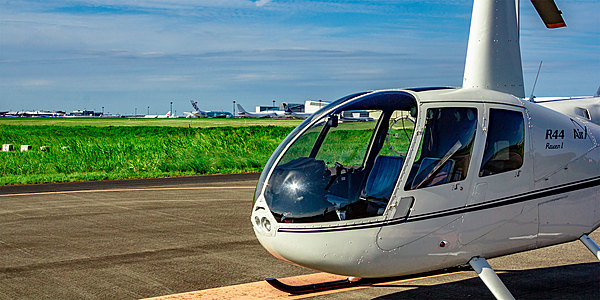 乘搭直升機,18分鐘由東京直達成田機場,舒適快捷之選!