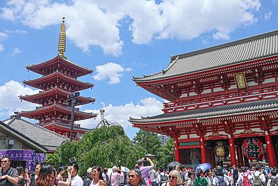 Asakusa culture & Street food walking tour