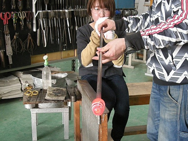 Authentic Glass Blowing Experience