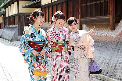 [Kiyomizu Kodaiji Store ] Kyoto Kimono Rental