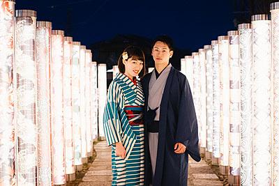 【嵐山渡月橋店】京都和服體驗!