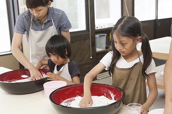【手打蕎麥麵體驗】體驗製作出石名產蕎麥麵!