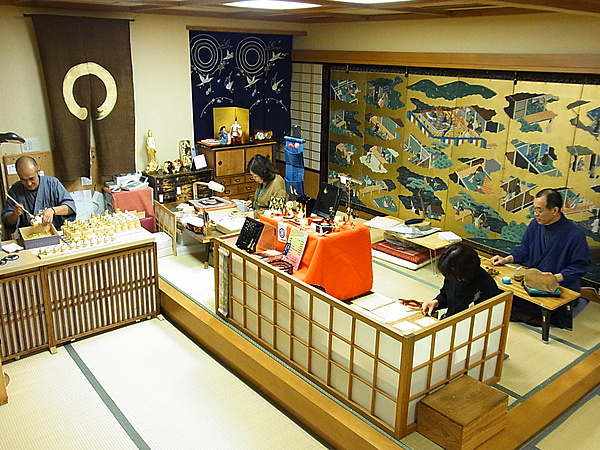 [Higashi Chaya District] Kanazawa's Traditional Crafts, Gold Foiled Chopsticks Making Experience