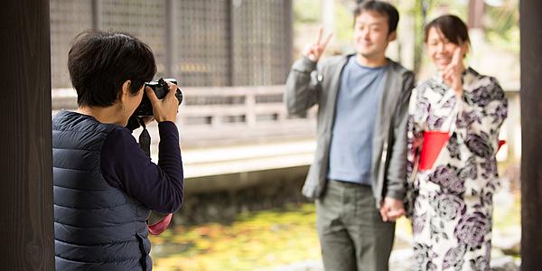 [Kinosaki Onsen] Kinosaki Snapshot Taken by a Professional Photographer
