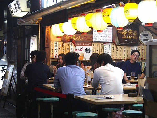 Street Food Tour in Shibuya