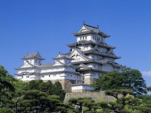 Himeji Castle Tour (Meeting up at Himeji Castle)