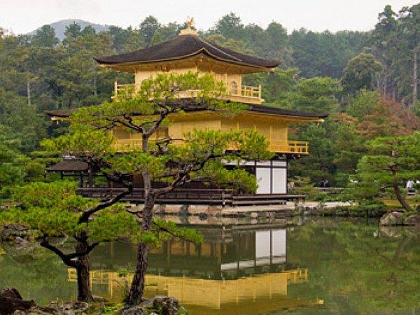Kinkaku-ji and Ryoan-ji Temples Afternoon Walking Tour