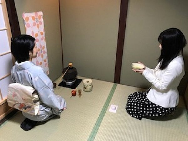Kyoto Kimono Wearing・Tea Ceremony PM Tour