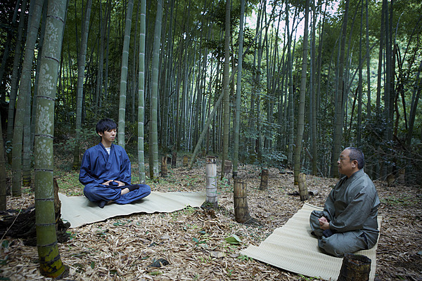 Bamboo Forest Zazen Experience