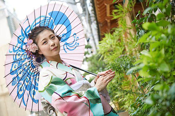 [Kanazawa Korinbo Store] [Women only] Kimono experience in Kanazawa! Selectable kimono standard plan with hair set