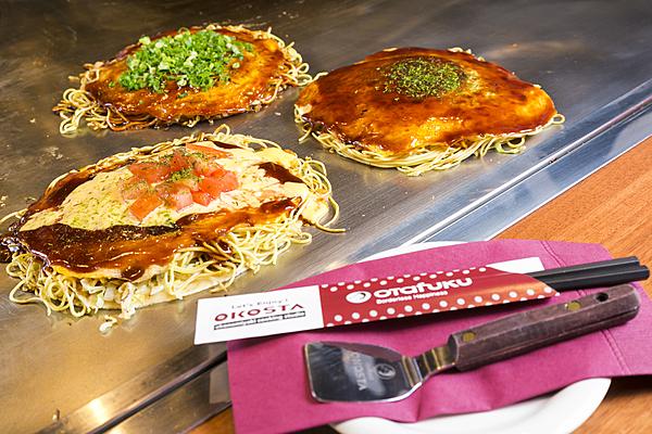專業廚師真傳!用鐵板烹調的正宗「廣島燒」製作體驗方案  附贈廣島牛扒