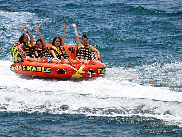 [Okinawa Marine Sports] Try out two popular marine sports with the Double Marine Plan!