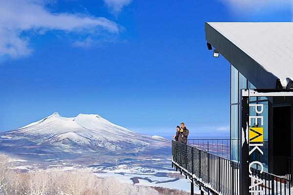【函館七飯滑雪場】Hakodate Nanae Snowpark/搭乘觀光纜車,盡享函館四季風光美景
