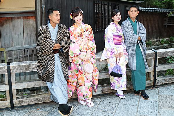 90分鐘限定方案【清水高台寺店】京都 和服租借