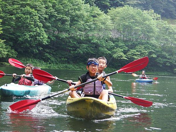 漂流&獨木舟體驗