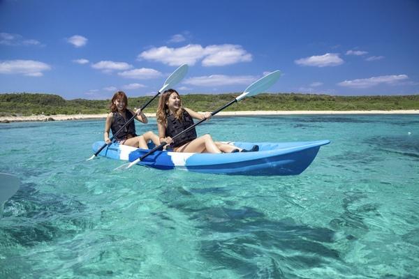 【宮古島】一望宮古島湛藍的海洋!在絕景中體驗槳板or獨木舟