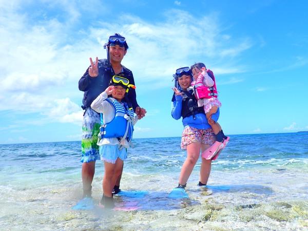 【西表島】玩盡「奇蹟之島」及「亞熱帶樂園」!巴沙鹿島浮潛&由布島觀光