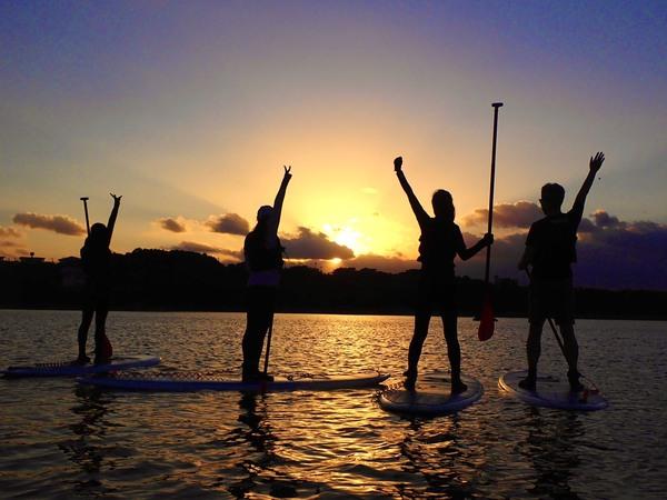 【西表島】【早晨】清爽的早晨行程!叢林秘境&SUP立式槳板or獨木舟