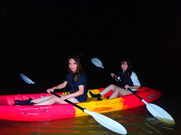 【石垣島】夜深人靜的全新體驗!「夜間紅樹林&星空」SUP立式槳板or加式獨木舟之旅