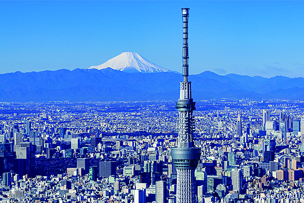 【東京晴空塔】飽覽東京的天空!天望甲板+天望迴廊組合票