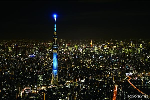【東京晴空塔】瞭望東京!天望甲板入場券