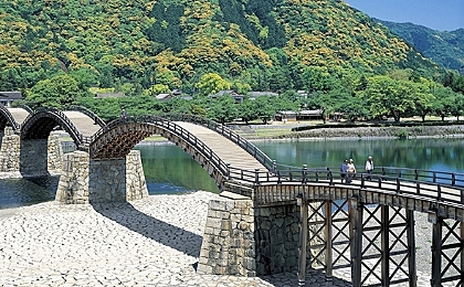 Hiroshima - Iwakuni/Kintai Bridge Sightseeing bus