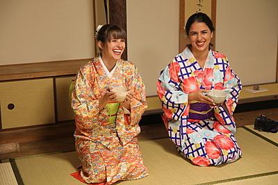 2 item Japanese culture experience set