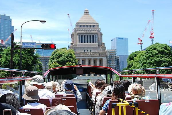 SKY HOP 巴士 暢遊東京1日券