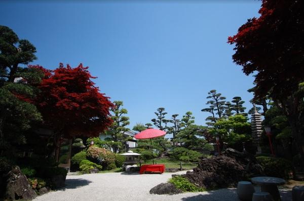 一起化身「日本武士」!於老字號餐廳的日本庭園參加武士體驗+享用日式料理