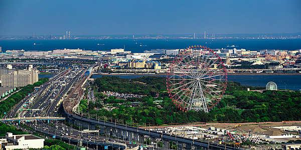 在東京灣上的藍天翱翔10分鐘!超值體驗價享受直升機遊覽!