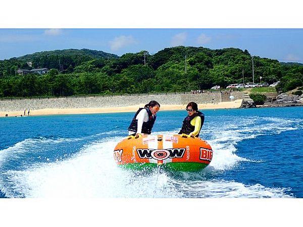 【半天PM行程】20種海上活動任意玩到飽♪ Free活動方案(附夏威夷漢堡排午餐)