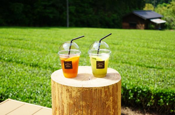 絶景茶農家カフェ!茶畑に囲まれたティーテラス「GREEN ∞ CAFE」
