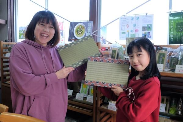 【2名以上】在日本燈心草生產量第一的「八代」製作迷你榻榻米【附飲料&燈心草冰淇淋】