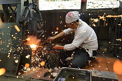 每日只限1組客人!參觀傳統鍛刀過程及製作小刀 親手製作專屬自己的日本小刀