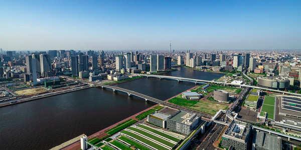 東京ヘリクルージング15分・上空の橋めぐり&東京駅ツアー