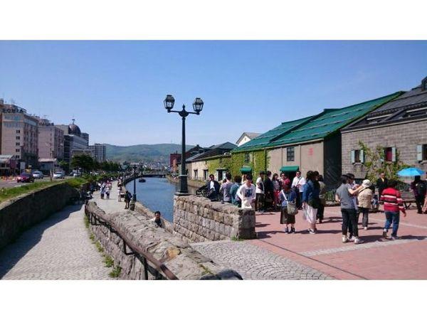 適合小樽旅遊!包下的士暢遊鰊御殿 3小時方案