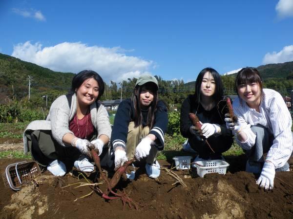 【10/16・10/30開催】 <酪農オラッチェ>函南めぐり野菜収穫とBBQ「丹那盆地食育体験プログラム」
